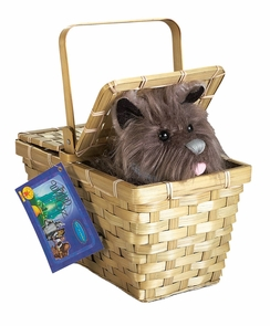 Deluxe Toto In A Basket - Wizard Of Oz Costume