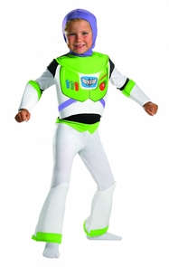Boy's Buzz Lightyear Deluxe Costume - Toy Story Costume
