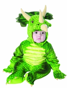 Triceratops Toddler 2-4 Costume