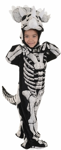 Triceratops Toddler Lrg 2t-4t Costume