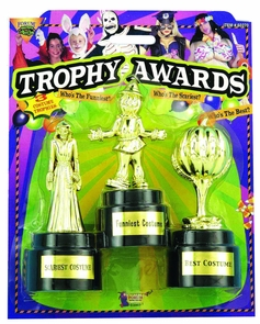 Trophy Awards Costume