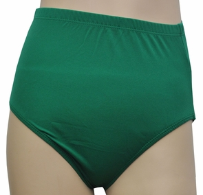 Trunks Kelly Green Medium Costume