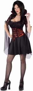 Twilight Vamp Sm/md 2-8 Costume