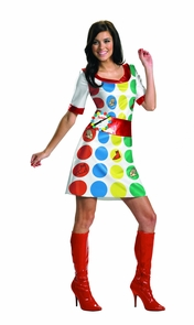 Twister Adult 12-14 Costume