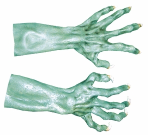 Ultimate Monster Hands Green Costume