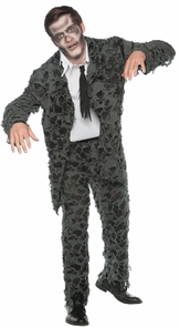 Undead Adult One Size Costume