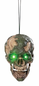Undead Fred Hanging Head Costume