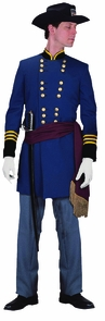 Union Officer Medium Costume