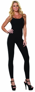 Unitard Black Medium/large Costume