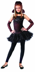 Vampirina Child 8-10 Costume