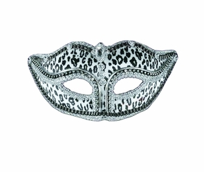 Ven Mask Snow Leopard Costume