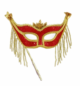 Ven Mask Stick Red Costume