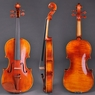 4/4 Full Size Maple Wood Concert Violin Handmade & Case