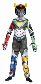 Voltron Classic Child 4-6 Costume