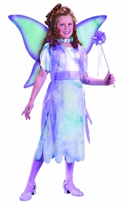Watercolor Fairy Child Med Costume