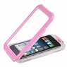 Waterproof Protective Skin Case Cover for iPhone 4/4S/5 Pink