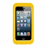 Waterproof Protective Skin Case Cover for iPhone 4/4S/5 Yellow