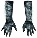 Werewolf Hands Gray Costume