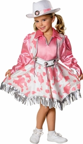 Western Diva Costume Child Md Costume