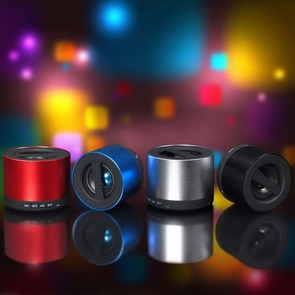 Wireless Rechargeable Loud Mini TF Bluetooth Speaker Optional Color