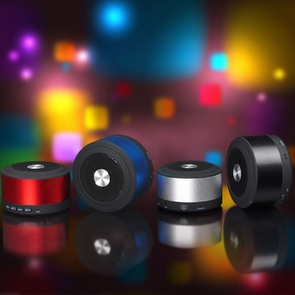 Wireless Rechargeable Mini TF Bluetooth Speaker Optional Color