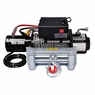 Wireless Remote 8000 Recovery Electric Winch 12 Volt