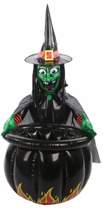 Witch Cauldron Cooler Costume