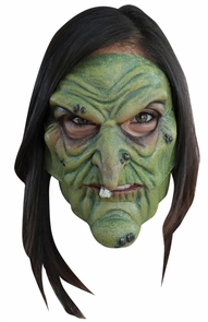 Witch Mask Costume