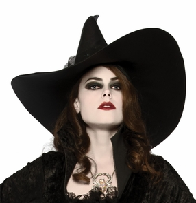Witch's Adult Hat Costume