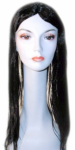 Witch Wig New Bargain Pinkish Costume