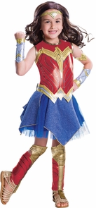 Wonder Woman Child Dlx Sm Costume