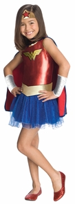 Wonder Woman Tutu Costume Chil Costume