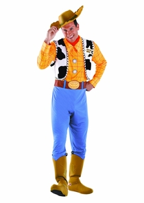 Woody Deluxe Adult 50-52 Costume