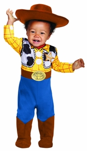 Woody Deluxe Infant 12-18 Costume