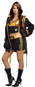 World Champion Womens X Large Costume