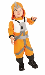 X-wing Fighter Pilot Costume - Star Wars Classic Costume