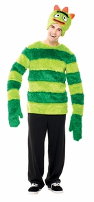 Yo Gabba Gabba Brobee Male Md Costume