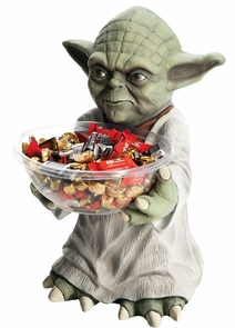 Yoda Candy Bowl Holder Costume