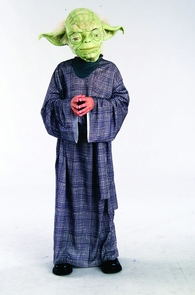 Yoda Child Small Costume