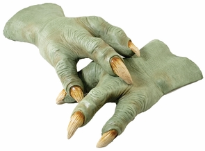 Yoda Hands Adult Size Costume