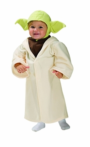 Yoda Toddler 12-24 Months Costume