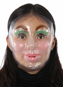 Young Female Mask Costume