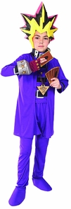 Yu Gi Oh Deluxe Child Small Costume