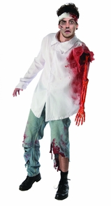 Zombie Attack Shirt Adult Costume