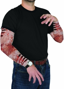 Zombie Bite Party Sleeves Costume