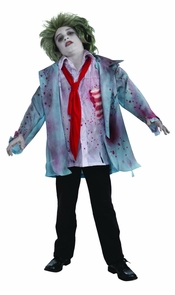 Zombie Boy Large Costume