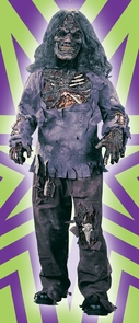 Zombie Complete Child Large Costume