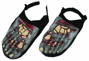 Zombie Foot Covers Costume