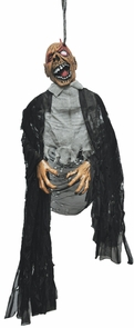 Zombie Hanging By Eye Lids Costume