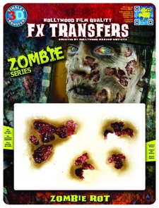 Zombie Md Rot 3d Fx Costume